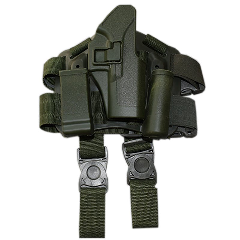Tactical Combat Glock Gun Holster Army Hunting Shooting Airsoft Leg Holster  Pistol Belt Holster Fit For Glock 17 19 22 23 31 32